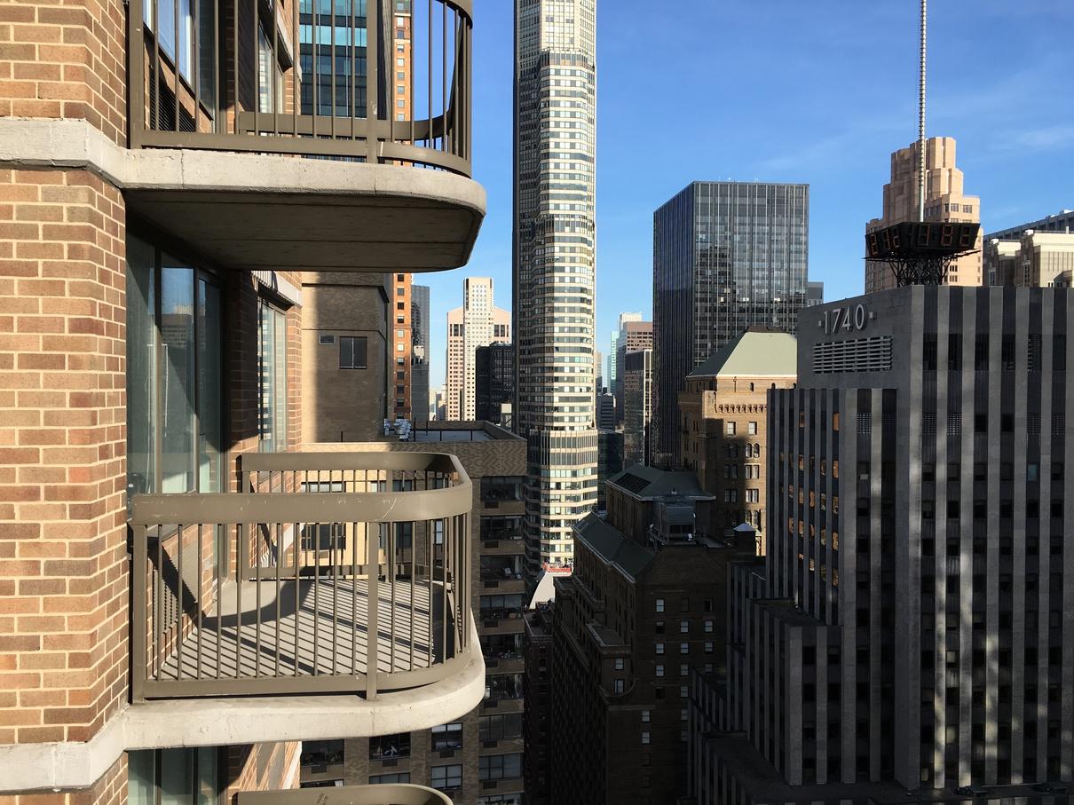 曼哈頓高級公寓