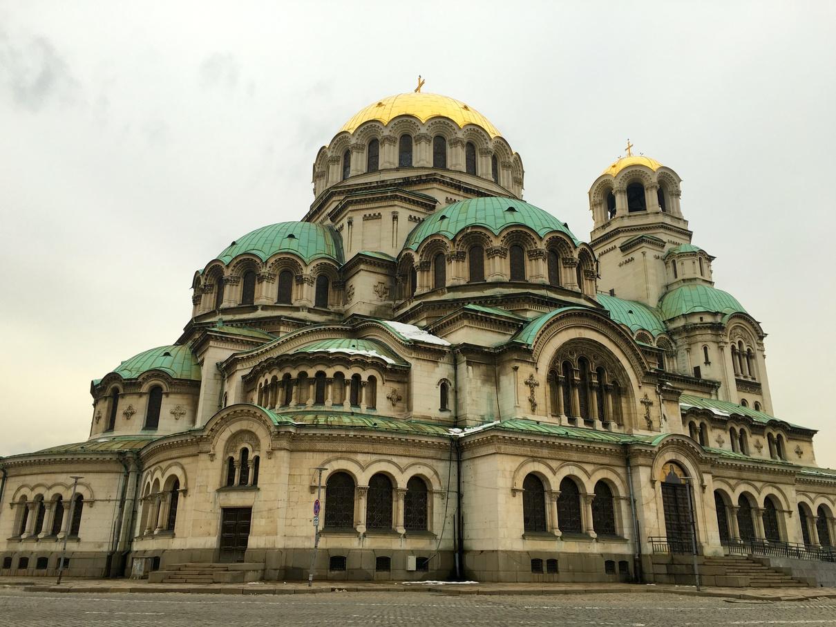 亚历山大·涅夫斯基教堂外观