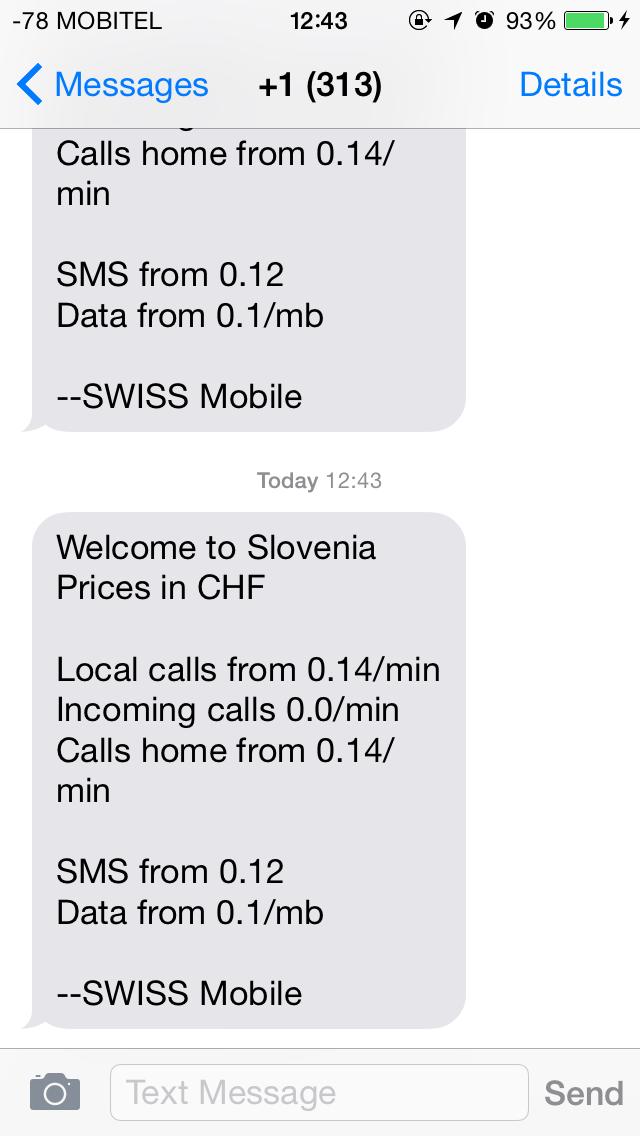 欢迎来到斯洛文尼亚