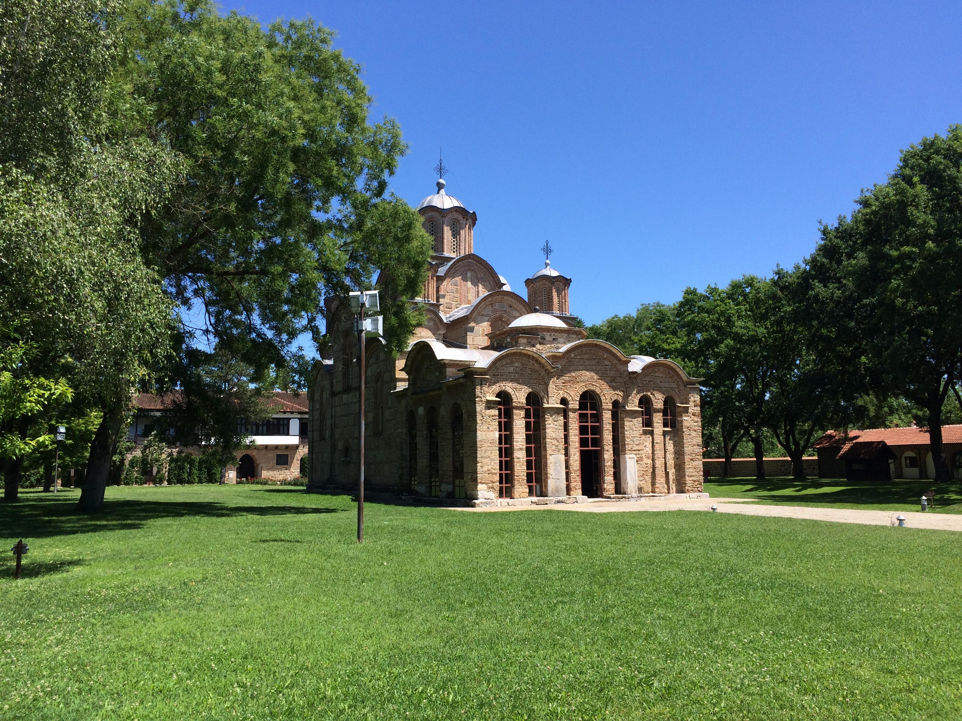 格拉查尼察修道院