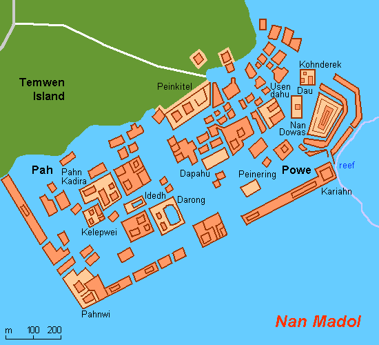 南馬都爾地圖