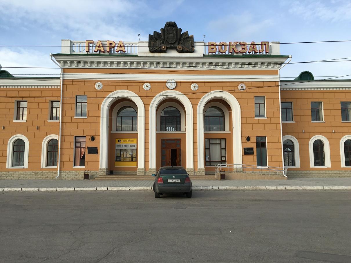 蒂拉斯波爾火車站