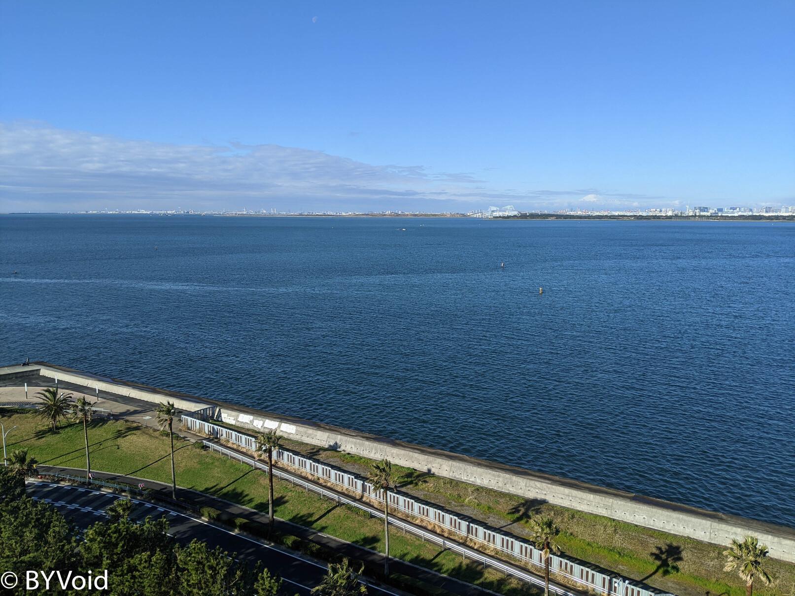 希尔顿东京湾