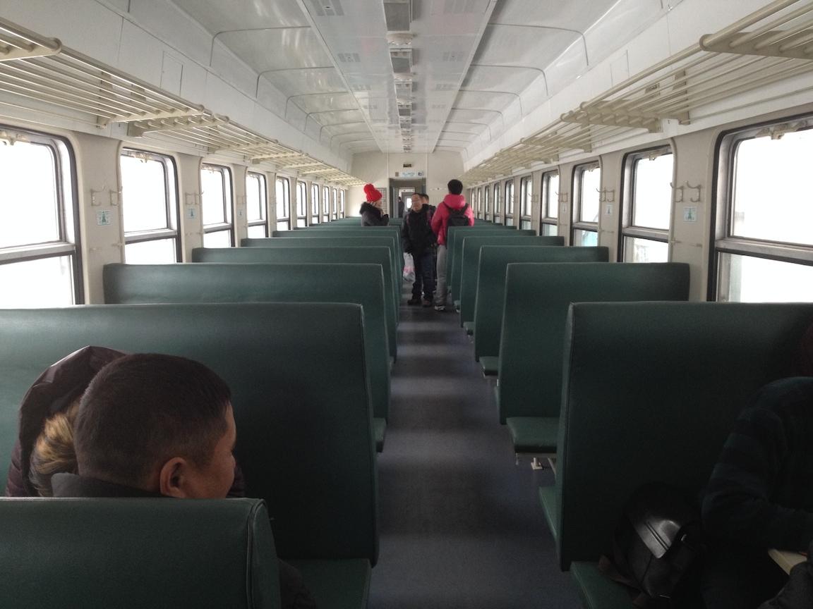 绥芬河国际火车