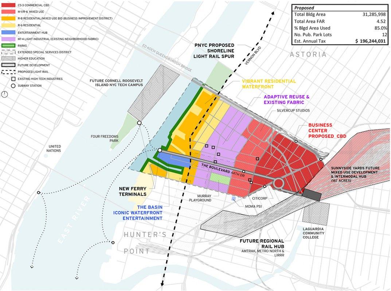 长岛市重新规划